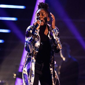 Blessing Chitapa wins The Voice UK