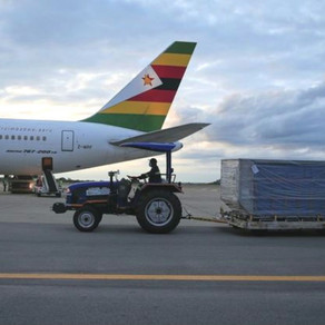 Zimbabwe receives first batch of vaccines from China