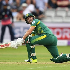 South African cricketer AB de Villiers rules out return