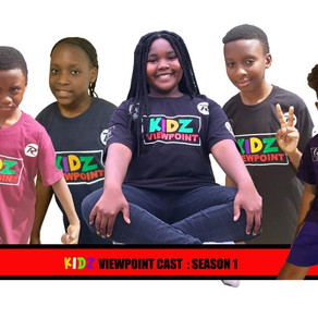 Kidz Viewpoint - the show that kept children entertained, engaged and inspired
