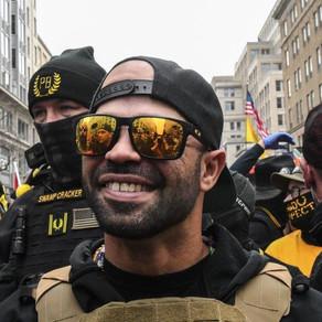 Proud Boys leader Enrique Tarrio 'once a prolific police informer'