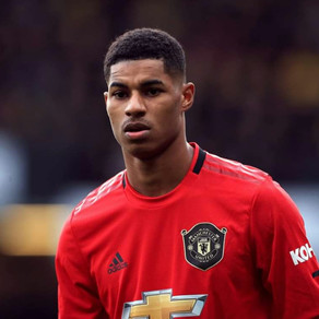 Marcus Rashford teams up with food giants to tackle child food poverty