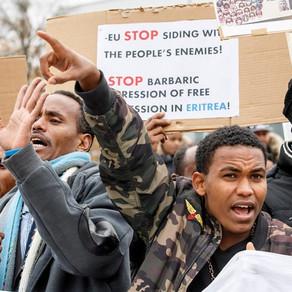 Eritrean activists sue EU for funding roads built with 'forced labour'
