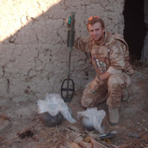 Soldier says he lost his legs 'for nothing' as The Taliban takes control of Afghanistan