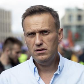Russia's Alexei Navalny poisoned with Novichok
