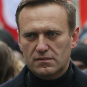 Russian government accused of 'cowardice' after unlawfully jailing Alexei Navalny