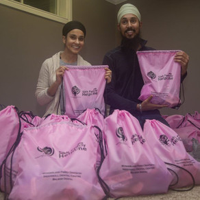 London Sikh community spreads the love to support women who have been subjected to abuse