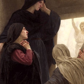 From the empty Tomb to today's abuse: Believe Women