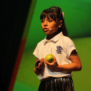 Meet the Mexican girl,8 with IQ higher than Einstein