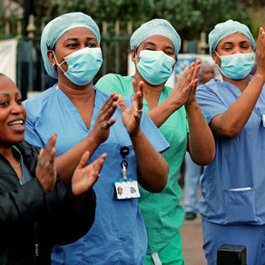 UK government forced to drop NHS surcharge for migrant health workers