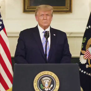 Donald Trump 'begrudgingly concedes'