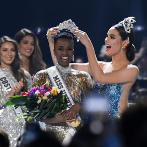 Zozibini Tunzi becomes second black Miss Universe in 42 years