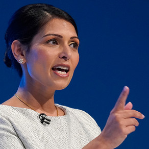 'I will not be silenced' says Priti Patel as she gaslights and defends her indifference towards BAME