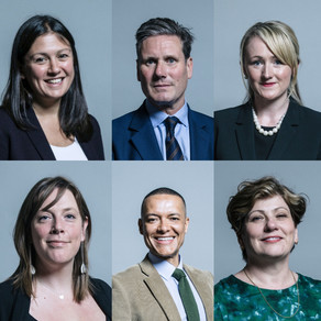 Sir Keir Starmer leads the 'pack' as search for new Labour leader begins