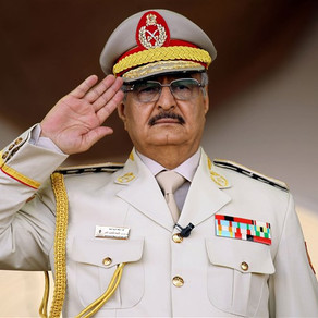 Libya's General Haftar 'ready to sign ceasefire deal'