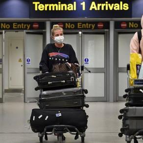 Travellers from Belgium, Andorra and Bahamas added to UK's coronavirus quarantine list
