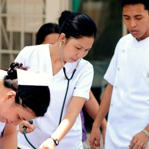 Philippines offers to let nurses work in Britain and Germany in exchange for Covid vaccines