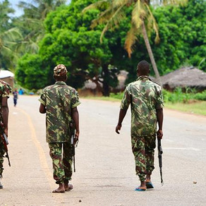Children as young as 11 'being beheaded' amid Islamist insurgency in Mozambique