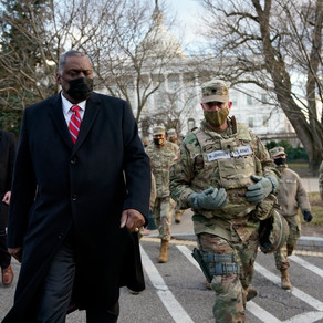 Pentagon chief Lloyd Austin 'deeply concerned' by sharp rise in suicides among US troops