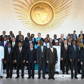 'Silencing the gun's': African Union leaders seek end to regional conflicts at 33rd summit