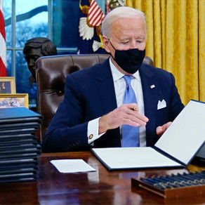 Biden signs executive orders to address US racial equity