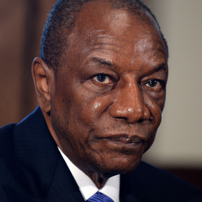 Guinea's octogenarian president seeks to extend decade in power