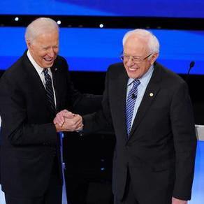 Former rival Bernie Sanders endorses Joe Biden for president