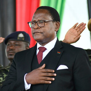 Malawi's new president sworn in after historic rerun