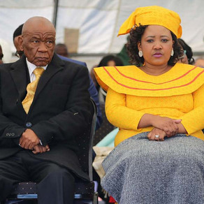 Ex-Lesotho PM and new lover 'paid hit-men' to kill his former wife