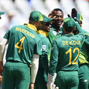 South Africa cricket board holds 'positive' talks with national sports body