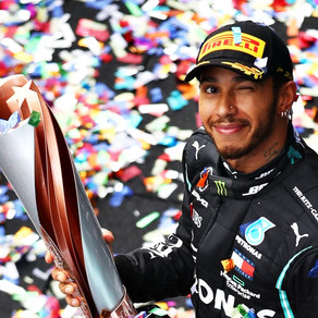 Lewis Hamilton wins seventh Formula 1 title - equals Michael Schumacher