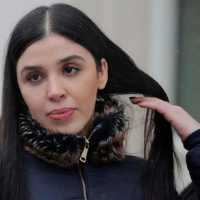 El Chapo's 31-year-old wife arrested in US over 'drug trafficking'