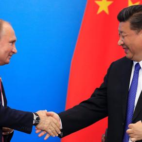 China welcomes Vladimir Putin's proposed summit on Iran