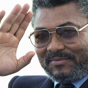 Ghana's ex-president Jerry Rawlings dies aged 73