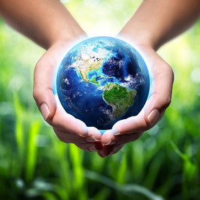The earth is healing thanks to the lockdown but its future will depend on mankind