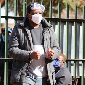 Zimbabwean journalist Hopewell Chin'ono freed on bail