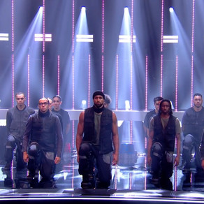 Ofcom dismisses complaints over Diversity's BLM dance on Britain's Got Talent