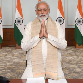 India's Modi writes letter to Pakistan PM, desires 'cordial relations'