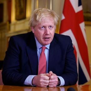 Trade talks with the EU are over, says Boris Johnson