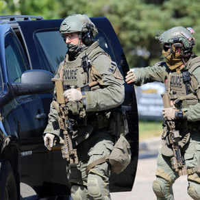Gunman kills at least 18 in Nova Scotia, in worst Canadian massacre in modern history