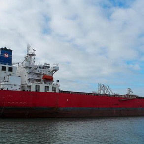 Seven stowaways detained after 'stalemate' with oil tanker crew off the Isle of Wight