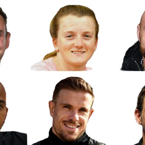 BBC sports personality of the year finalists revealed