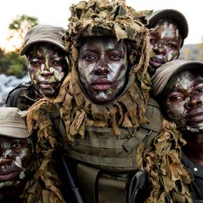Akashinga, the all-female Zimbabwean army protecting elephants from poachers