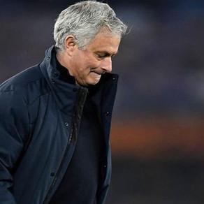 Tottenham sack Jose Mourinho after 17 months