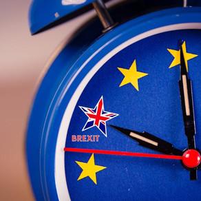 UK 'parts ways' with EU as Brexit deadline looms