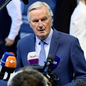 EU ministers agree UK trade talks mandate post Brexit