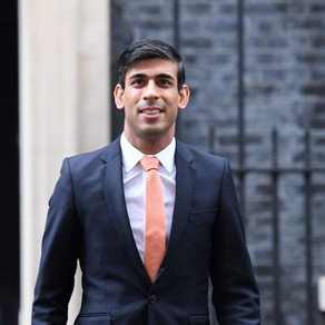 Rishi Sunak: The man who now holds the 'red box'