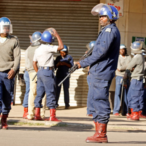 South African envoys fail to meet opposition amid Zimbabwe crisis