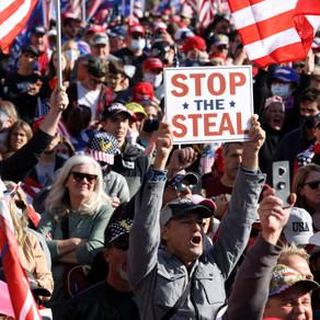 US Congress in turmoil as violent Trump supporters breach building