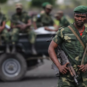 Armed fighters free more than 1000 inmates from DR Congo prison